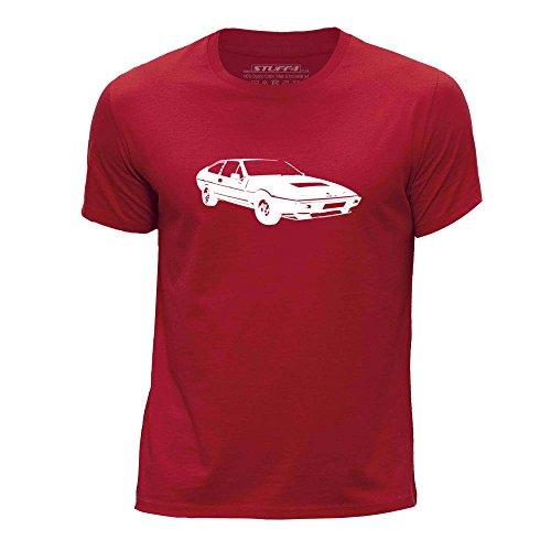 Stuff4 Jongens T-Shirt/Stencil Auto Art/ECLAT/Ronde hals Casual Korte mouw 100% Organisch Katoen