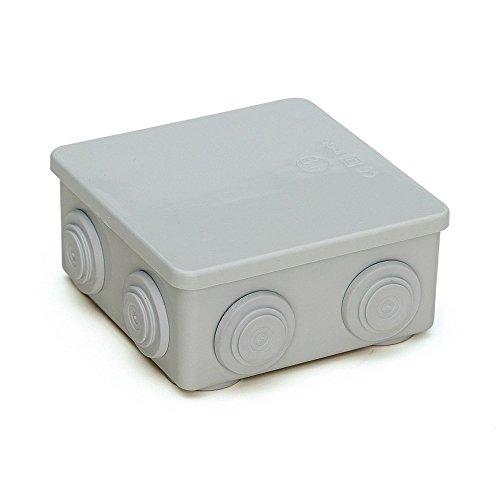 Famatel M111843 - Caja estanca ip55 100 x 100 x 45