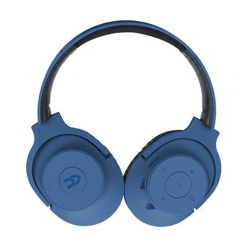 Avenzo Auricular Bluetooth con MP3 (AV626AZ) Azul