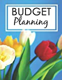 Budget Planning: Household Budget Planner Monthly Income Expense Tracker Personal Finance Debt Tracker