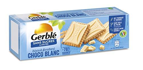 Gerblé Chocó Fondant Blanc 126 g