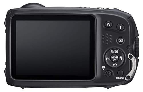 Fujifilm FinePix XP140 Waterproof Digital Camera - Yellow (Renewed)