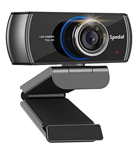 Webcam Streaming Xbox H.264 Full HD 1080P Webcam USB Stream Web Camera Microfono Integrato per OBS Youtube o Twitch