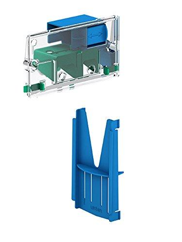 MEPA 421910 Einwurfschacht WC-Tabs, grünblau