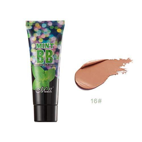 colinsa Corrector Hidratante Blanqueador - Crema Natural para el Cuidado de la Cara - Crema BB para Maquillaje - Fundación Desnuda Ilumina el Maquillaje Belleza para la Cara