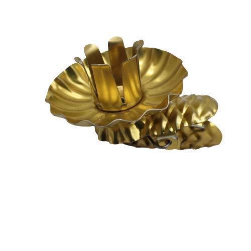 Modern 20 Baumkerzenhalter Christbaum Kerzenhalter Gold
