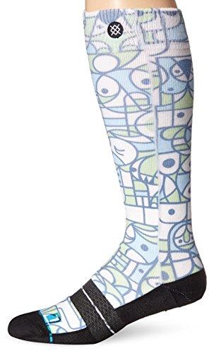 Stance Don Pendelton Snowboard Socks Green 42-47