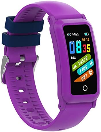 BingoFit Kids Fitness Tracker with Blood Pressure Heart Rate Monitor Activity Tracker for Girls product image