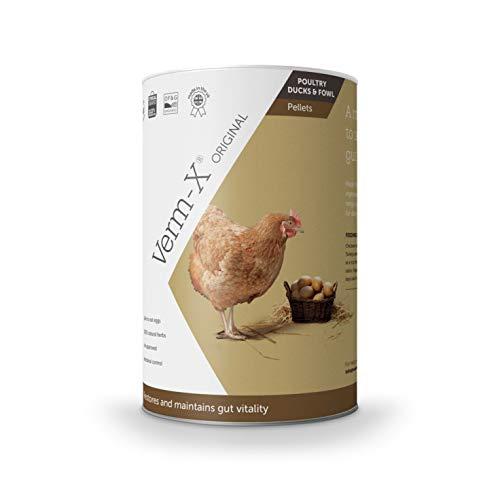 Verm-X Granulés pour Toutes Volailles 750 g