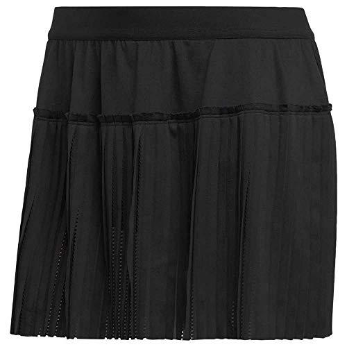 adidas MCode Falda de Tenis, Mujer, Negro, M
