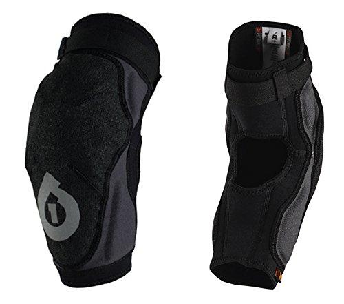 SixSixOne Evo Elbow II Protège-coude, Black