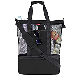 10 Best Tote Bags With Mesh Sides