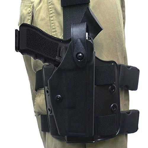 Safariland 6004 Black Glock 17, 22, 31 SLS Hood Tactical Gun...