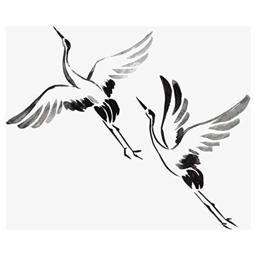 Abstrakte Kunst Design Tapete chinesische Stil Tinte Malerei