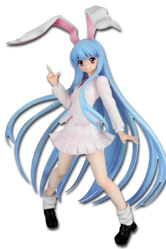 Touhou Project: Inaba Reisen Udongein (White Color ver.) (PVC Figure)