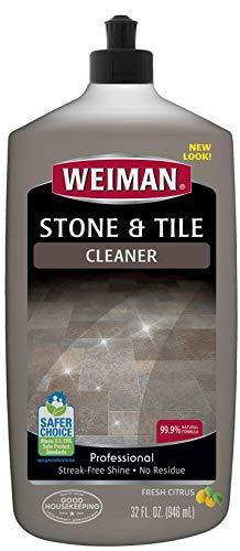 Weiman Limpiador de azulejos y laminados de piedra – 32 oz –...