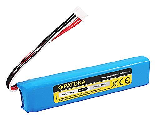 PATONA - Batería de repuesto para JBL GSP0931134 (5000 mAh)