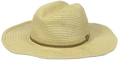 Seafolly Damen Coyote Hat Sonnenhüte, Beige (Natural), One Size (Herstellergröße:O/S)
