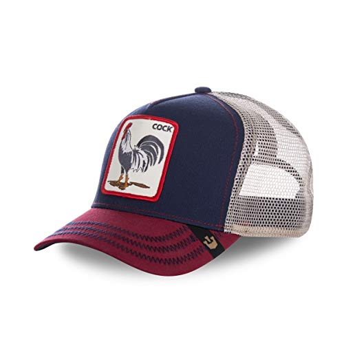 Goorin Bros Casquette Baseball Homme Cock - Bleu - Taille Taille unique