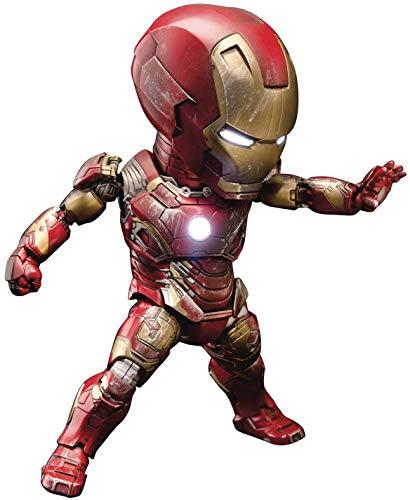 Egg Attack Action Avengers: Age of Ultron アイアンマン Mark 43 ノンスケール ABS&PVC&POM&ダイキャスト製 塗装済み可動フィギュア
