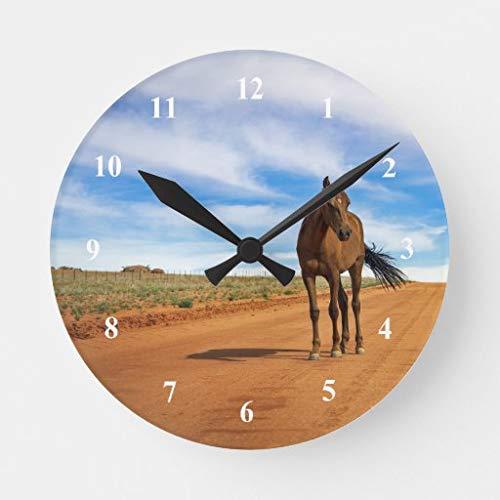 N/ A Road Horse - Reloj redondo