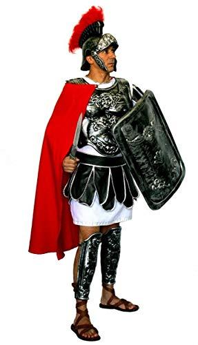 Karabu Costume da Centurione Romano Completo Soldato Antica Roma Extra Lusso