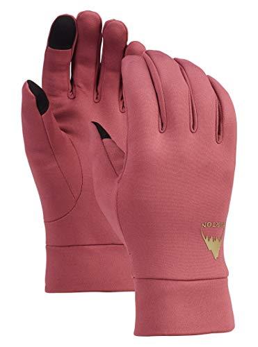 Burton Screen Grab Glove Liner, Rose Brown, Small/Medium