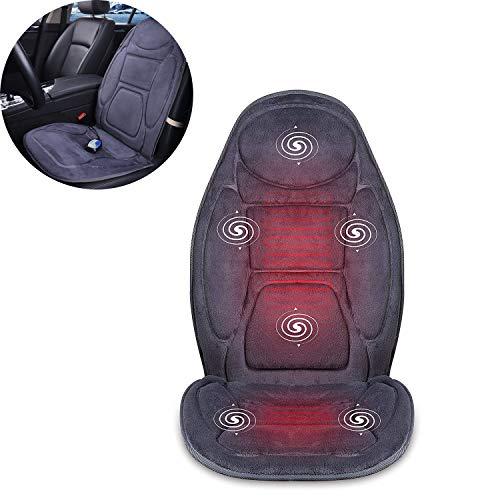 YYD Universele massage-apparaat voor auto, massagestoel Domestic/auto met warmtefunctie, pijnverlichting