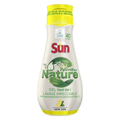 classement un comparer Gel vaisselle SUNPower of Nature All-In-1, 40 lavages