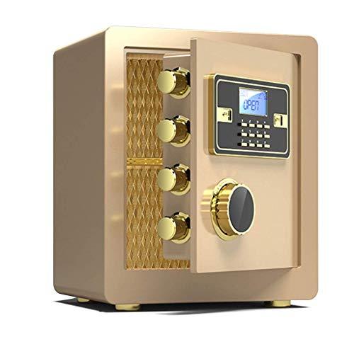 Kluizen voor Elektronisch Sleutelslot 36 * 32 * 40cm Deurblad 10mm Oppervlaktebehandeling Safebox (ld)