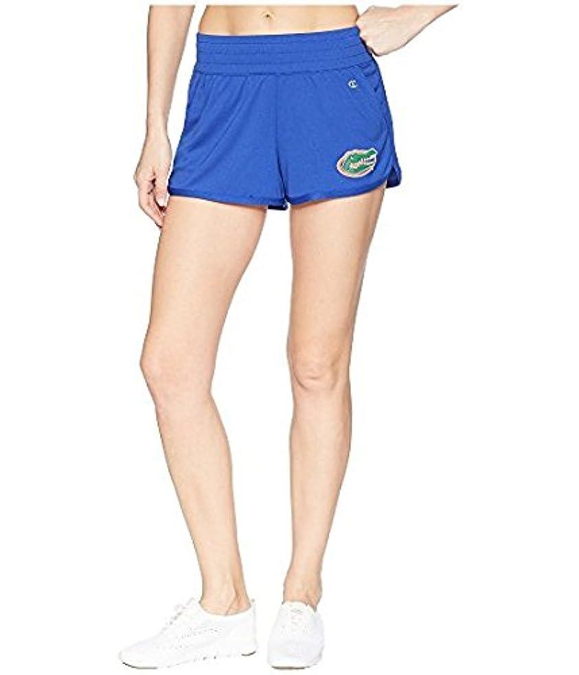 認可購入インディカチャンピオンカレッジ Champion College レディース ショーツ ハーフパンツ Royal Florida Gators Endurance Shorts [並行輸入品]