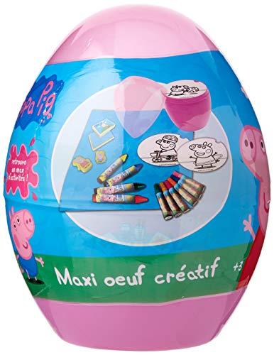 Peppa Pig Huevo Accesorios creativos, Multicolor (Darpeje DARP-CPEP119)