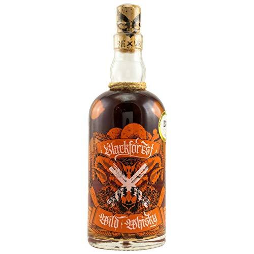 Blackforest Wild Whisky 0,5 Liter aus dem Schwarzwald