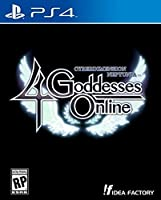 Cyberdimension Neptunia 4: Goddesses Online (輸入版:北米) - PS4
