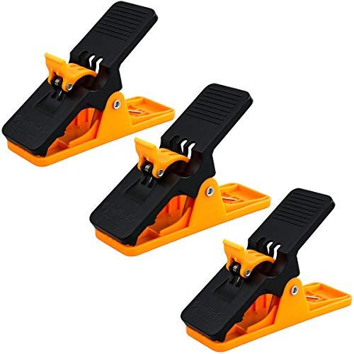 Cigar Holder Clip - Orange Cigar Minder - 3 Pack