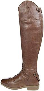 HKM 成人马靴 - Carmona 标准长度/宽度 2400 棕色 40 裤子,2400 棕色,40