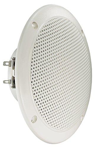 "Visaton 2113 - Altavoz (5"", 40 W, 60 W, 70-16000 Hz, 2 cm) color blanco"