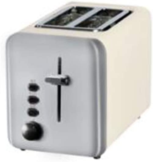 2 Super Special SALE held Pieces 7-Speed Retro Compact Steel Mesa Mall Extra Stainless Toaster Wi