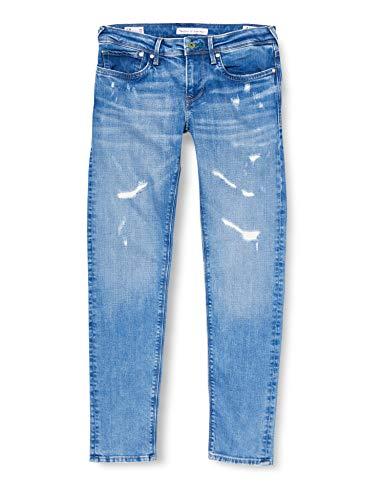 Pepe Jeans Herren Hatch Jeans Slim fit, Blau (000Denim 000), W30/L30 (Herstellergröße: 30)