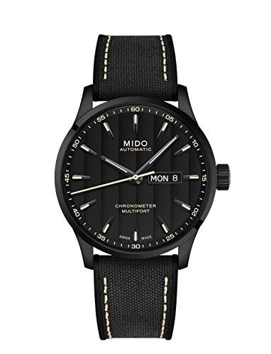 Mido Herren-Automatikuhr Multifort Chronometer 1 M038.431.37.051.00
