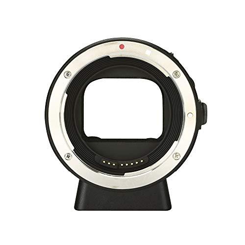 YONGNUO EF-E II Objektiv-Adapterring mit Autofokus für Canon EF/EF-S Serie & Objektiv kompatibel für Sony E-Mount Kamera für Sony