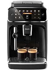 Philips 4300 Serien Helautomatisk Espressomaskin - 5 Drycker - Klassisk Mjölkskummare - Intuitiv Display Ep4321/50