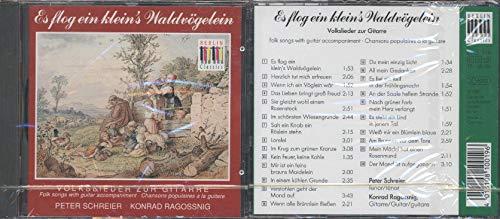 Es flog ein klein's Waldvöglein - Volkslieder zur Gitarre