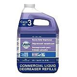 Dawn Professional Bulk Heavy Duty Liquid Degreaser Refill for Commercial Restaurant, 1 gal (Case of 3)