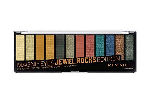 Rimmel London Magnifeyes Palette Paleta de Sombras Jewel Rocks Edition - 14.16 gr