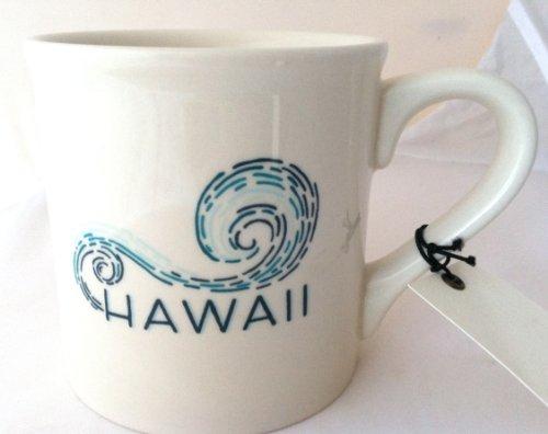 Starbucks Hawaii-Kaffeebecher, Keramik Tasse 14 Unzen Made in USA 2013