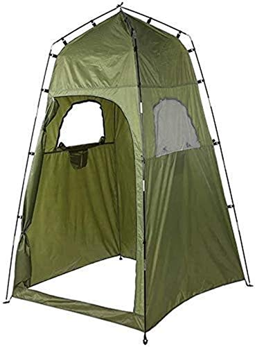 Plztou Privacy Tent for Portable Toilet The Portable Privacy Tent is Great for Use As Outdoor Toilets Shower Tent Changing/dressing Room, Camping/fishing Shelter It Is A Perfect Shelter for open Fi