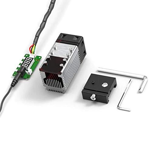 YAOWEI 30W Module Kit 450Nm TTL Module for NEJE Engraver CNC Machine/Router/Arduino/3D Printer Wood Cutting Tool