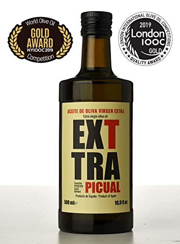 EXTTRA PICUAL 500 ml - Spanisch Natives Olivenöl Extra