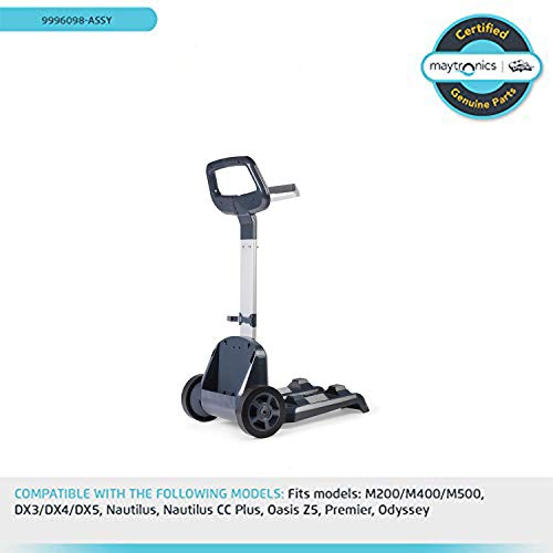 DOLPHIN Robotic Pool Cleaner Base Mount Caddy Nautilus, Nautilus CC Plus, Oasis Z5i and More